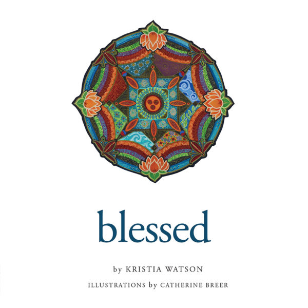 blessed - Book Cover
